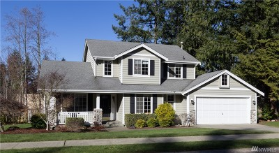 Gig Harbor Single Family Home For Sale: 7656 52nd Place