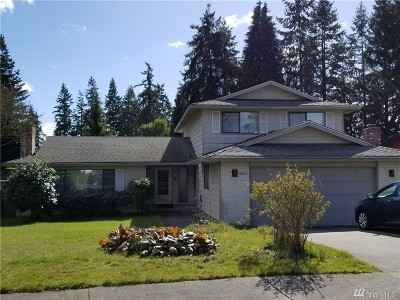 Mountlake Terrace Single Family Home For Sale: 6608 235th St SW