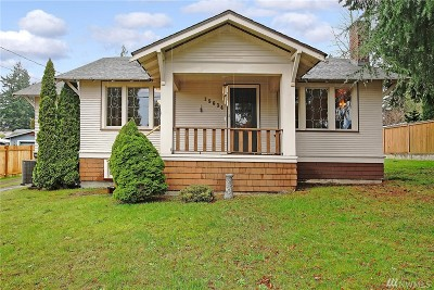 Burien Single Family Home For Sale: 15634 20th Ave SW