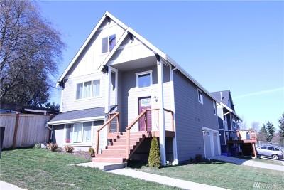 Tacoma Single Family Home For Sale: 941 E 50th St