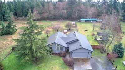 Graham Single Family Home For Sale: 22215 141st Ave E