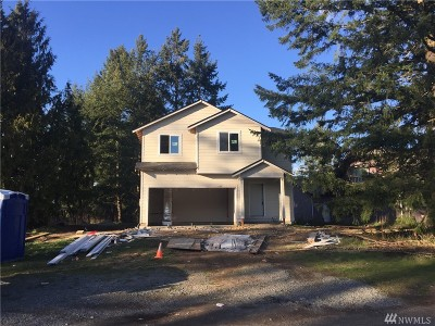 Roy Single Family Home For Sale: 6215 316th St S