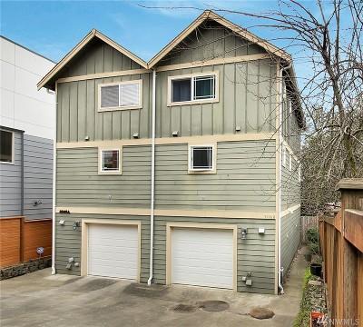 Seattle Single Family Home For Sale: 3936 S Brandon St