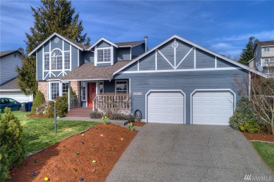 Tacoma Single Family Home For Sale: 4019 Browns Point Blvd