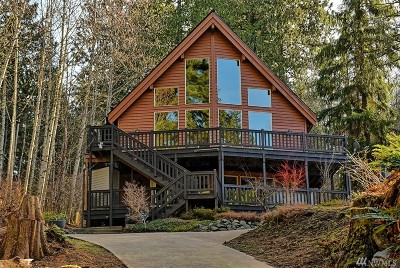 Snohomish Single Family Home For Sale: 321 S Tulloch Rd