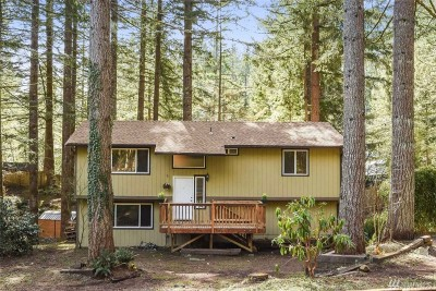 North Bend WA Single Family Home For Sale: $445,000