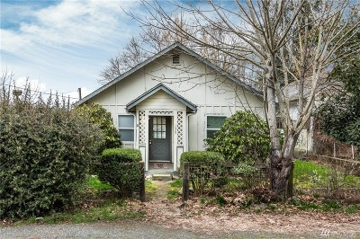 Roy Single Family Home For Sale: 120 4th St E