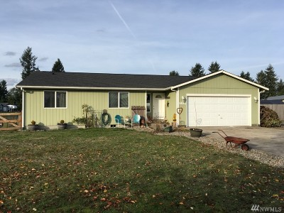 Rochester WA Single Family Home For Sale: $259,000