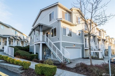 Bothell Condo/Townhouse For Sale: 14915 38th Dr SE #S1148