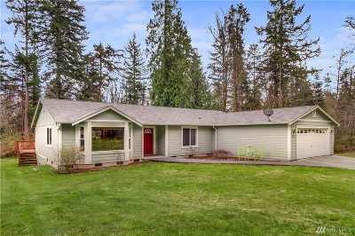 Marysville Single Family Home For Sale: 3925 84th St NW
