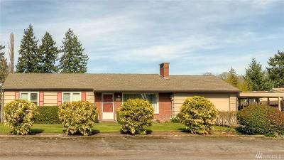 Tacoma WA Single Family Home For Sale: $234,950