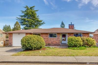 Everett Single Family Home For Sale: 4805 Alger Ave
