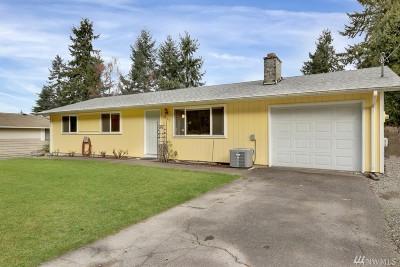 Pierce County Single Family Home For Sale: 4801 80th St E
