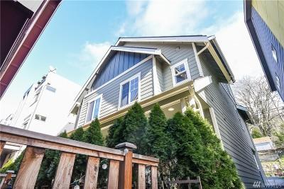 Seattle Condo/Townhouse For Sale: 4852 Delridge Wy SW #B