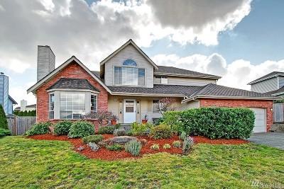 Kent WA Single Family Home For Sale: $585,000