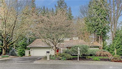 Woodinville Single Family Home For Sale: 17317 145th Ave NE