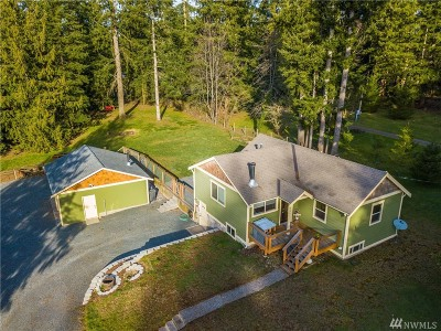 Custer Single Family Home For Sale: 8441 Delta Line Road