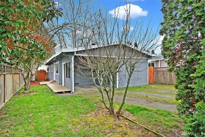 Seattle Single Family Home For Sale: 5240 19th Ave SW