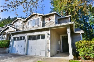 Redmond Condo/Townhouse For Sale: 9634 179th Place NE #4