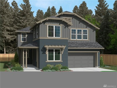 Gig Harbor Single Family Home For Sale: 3998 Sawtooth Ct #90