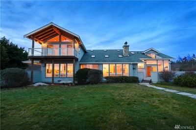 Lummi Island Single Family Home For Sale: 4164 Legoe Bay Rd