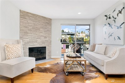 Seattle Condo/Townhouse For Sale: 3045 20th Ave W #407