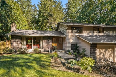 Edmonds Single Family Home For Sale: 5415 135th Place SW