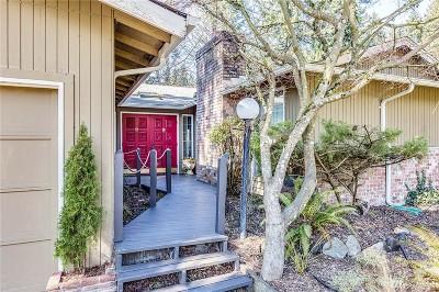 University Place Single Family Home For Sale: 5216 96th Av Ct W