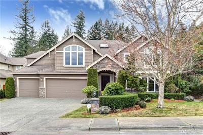 Sammamish Single Family Home For Sale: 2801 275th Ave SE