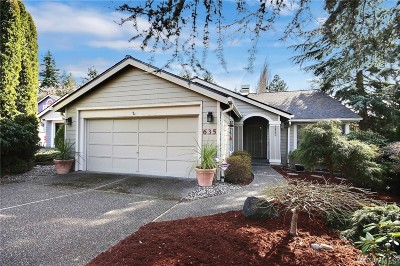 Renton Single Family Home For Sale: 635 S 32nd St