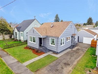 Auburn Single Family Home For Sale: 317 I St SE