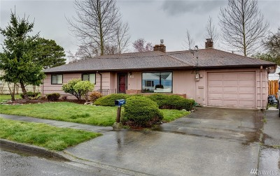 Skagit County Single Family Home For Sale: 1312 S 15th
