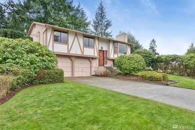 Tacoma Single Family Home For Sale: 6302 Westgate Blvd