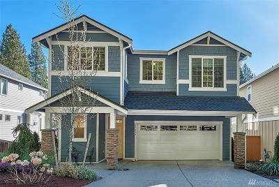 Bothell Single Family Home For Sale: 17417 3rd Ave SE