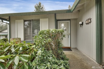 Federal Way Condo/Townhouse For Sale: 515 S 323rd Place #16G