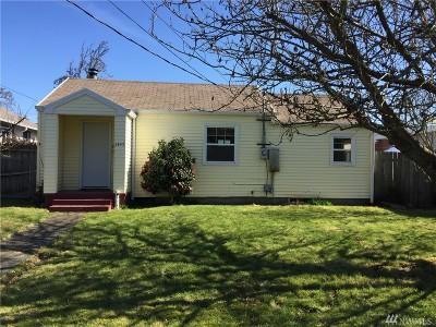 Tacoma Single Family Home For Sale: 6843 S Yakima Ave