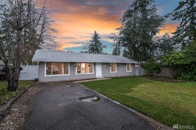 Federal Way Single Family Home For Sale: 3012 SW 317th St