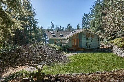 Gig Harbor Single Family Home For Sale: 8310 51st St Ct NW