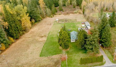 Pierce County Single Family Home For Sale: 13319 Kapowsin Hwy E