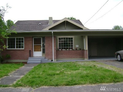 Chehalis Multi Family Home For Sale: 543 SW Chehalis Ave