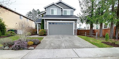 Bothell Single Family Home For Sale: 18531 42nd Ave SE