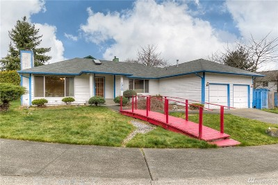Federal Way Single Family Home For Sale: 1920 SW 324th
