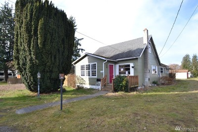 Sedro Woolley WA Single Family Home For Sale: $169,900