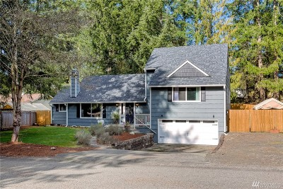 Lacey Single Family Home For Sale: 7112 Alderwood Ct SE
