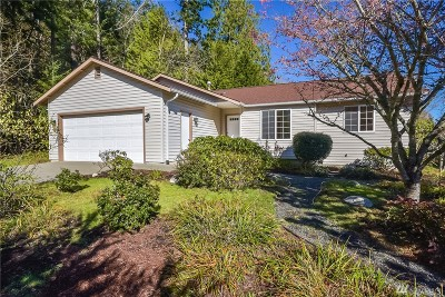 Anacortes WA Single Family Home For Sale: $347,500