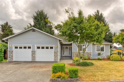 Orting Single Family Home For Sale: 14804 155th St Ct E