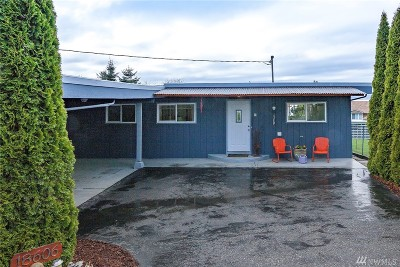 Stanwood Single Family Home For Sale: 18606 100th Ave NW