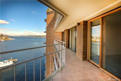 Seattle Single Family Home For Sale: 9500 Rainier Ave S #507