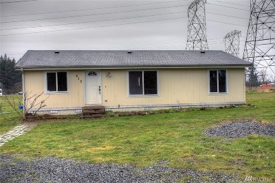 Roy Single Family Home For Sale: 215 296th St S