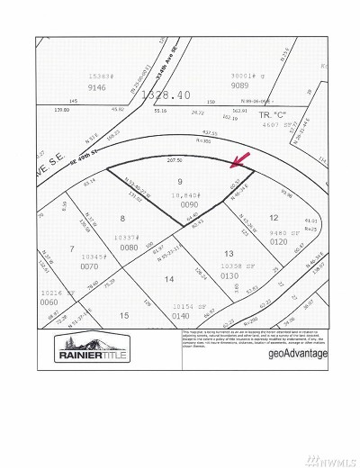 Fall City Residential Lots & Land For Sale: 33405 SE 49th St